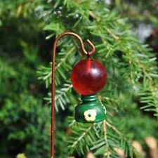 Miniature Hummingbird Feeder Fairy Faerie Gnome Hobbit Garden GO 16447