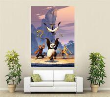 Kung Fu Panda Poster 2
