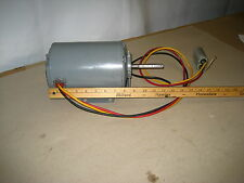 """General  Electric AC Capacitor Motor With 3 1/2 """" Shaft"""