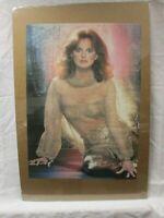 JACKLYN ZEMAN TV VINTAGE POSTER BAR GARAGE MAN CAVE 1981 HOT GIRL CNG65
