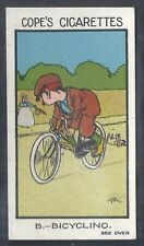COPE COPES-SPORTS & PASTIMES-#02- BICYCLING