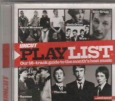 Uncut CD-Arctic Monkeys/Jam/Squeeze/Wire/Scott Walker/Broken Family Band