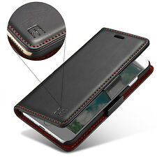 For iPhone X 8 7 6s + XS Max XR Luxury Flip Cover Wallet Card Leather Phone Case
