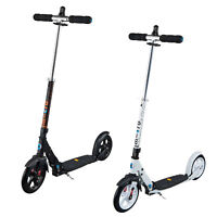 Micro Deluxe Interlock Scooter Tret-Roller Tretroller mit Schloss City Cruiser