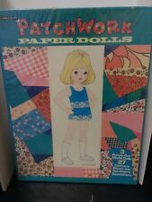 Vintage Saalfield Paper Dolls. Mini Model Heather. Nib Sealed!.