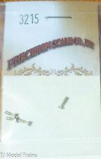 Precision Scale HO #3215 Pockets, Poling, Locomotive End Beam (Brass Casting)