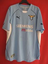 Maillot SS Lazio 2001 Siemens Mobile Puma Vintage Jersey football - L