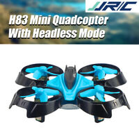 JJRC H83 2.4G 4CH 6-Axis Mini Drone Headless Mode RC Quadcopter 3D Flips&Rolls