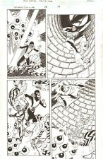 Wolverine: First Class #12 p.14 - Cyclops & Kitty Pryde - 2009 by Scott Koblish
