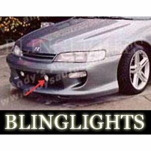 1994 - 1997 Honda Accord AAS Body Kit Fog Lamps Driving Lights Bumper Foglights