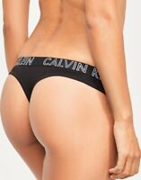 Calvin Klein thong knickers womens CK Briefs knickers ultimate cotton g string