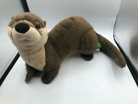 Wild Republic Cuddlekins River Otter Seal Plush Kids Soft Stuffed Toy Animal