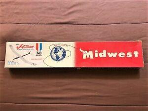 MIdwest Jetstream Free Flight (FF) Vintage Kit Towline Glider