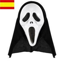 Mascara careta scream fantasma asesino halloween carnaval fiesta celebraciones..