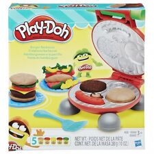 Official Play-Doh Kitchen Creations Burger Barbecue *NEW*