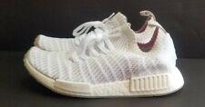 adidas NMD R1 STLT PK Cloud White BOOST Running Shoes CQ2390 Men's Size 7