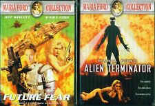 MARIA FORD COLLECTION: Sexy Sci Fi- Alien Terminator- Future Fear- NEW 2 DVD
