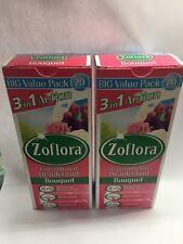 2x 500ml Zoflora Disinfectant (Bouquet)