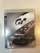 Gran Turismo 5: Prologue (Sony PlayStation 3 Ps3) - Complete Tested Cleaned Game