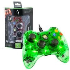 AFTERGLOW Green LED Wired Controller For Microsoft XBOX 360 NEW & SEALED