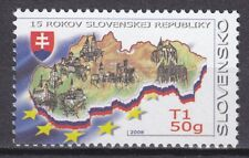 SLOVAKIA 2008 **MNH SC# 534  Anniversary of the Slovak Republik