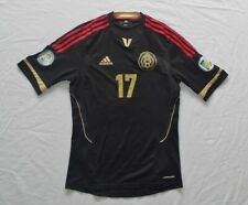 Mexico 2014 WC #17 Escoboza player issue football soccer formotion jersey shirt