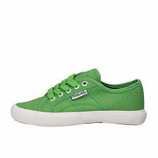scarpe bambina bambino EVERLAST 30 EU sneakers verde tela AF827-B