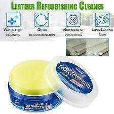 1Pcs Multifunctional Leather Refurbishing Cleaner Cleaning Cream Repair Tool New