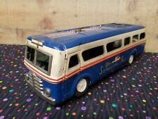 Vintage Toy Made in Japan Sonicon Bus Old Collectible, Not Working, See details