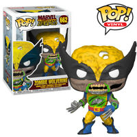 Wolverine Official Marvel Zombies X-men Logan Funko Pop Vinyl Figure
