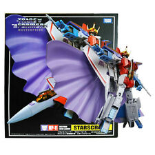 Transformers Masterpiece MP-11 MP11 STARSCREAM Decepticons Toy Gift Robots Kids