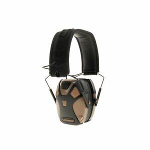 Caldwell E Max Pro Ear Muff FDE 23NRR 1099603