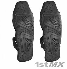 Leatt 3.0 Elbow Guards Black Motocross MX Race Enduro Adults Small Medium PAIR