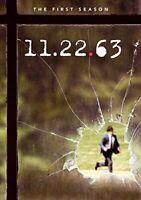 11.22.63 [Includes Digital Download] [Blu-ray] [2016] [Region Free] [DVD]