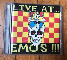 Live at Emo's Punk Rock Compilation CD Rise Records