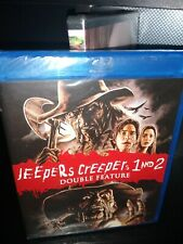 Jeepers Creepers Double Feature Blu Ray Shout Factory Horror Creature Feature