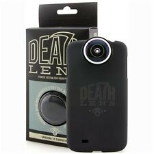 DEATH LENS SAMSUNG CAMERA LENS FISHEYE FOR S4 PHONE SKATE SNOW SCOOTER SALE