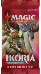 Magic the Gathering: MTG: Ikoria LAIR OF BEHEMOTHS Booster Pack x1 🍁 Cdn SELLER
