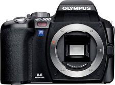 Olympus Digital Single-Lens Reflex Camera E-500 Black Body Alone