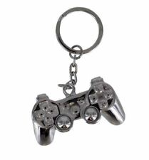OFFICIAL SONY PLAY STATION CONTROLLER GAMING METAL KEYRING KEY RING