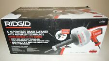 New Ridgid 35473 K 45af Sink Drain Cleaning Machine Withc 1 516 Inch Inner Cable