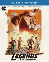DC's Legends of Tomorrow: The Complete Fifth Season (DVD,2020) (warbr750350)