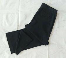 "Nine West Size 8 Cyndi Style Women Dress Black Stretch Office Pants 28"" Inseam"