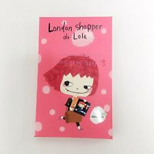 [Dr.Lola] London shopper dr Lola Mask sheets (5ea) Made in Korea
