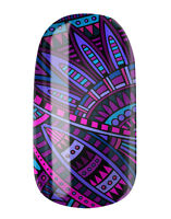 NAGELFOLIEN NAIL WRAPS by GLAMSTRIPES - TOP QUALITÄT MADE IN GERMANY 0276