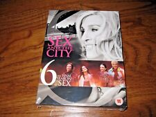 Sex and the City:Complete HBO Final Season 6; *REGION 2* DVD ]Brand New Sealed