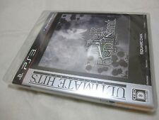 Brand New. 7-14 Days to USA Airmail. PS3 NieR Replicant Ultimate Hits Japanese