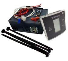 Dometic 3316234.016 Black Single Zone Control Kit And LCD Thermostat