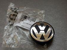 Genuine VW Alloy Wheel Centre Cap 3B7601171XRW 66mm