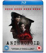 Anthropoid (Cillian Murphy Jamie Dornan) Blu-ray Region B New
